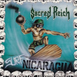 Review: Sacred Reich Surf Nicaragua EP Released in 1988