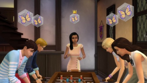 Tired of the generic Get Together club options?  Here's some fun ideas for your Sim's clubs.