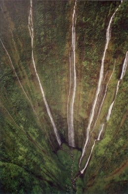 The helicopter flew to the very bottom and hovered at the base of this waterfall - What a thrill! (purchased this photo)