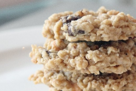Mrs. Fields's Chocolate Chip Oatmeal Cookie Recipe, AKA $250 Cookies