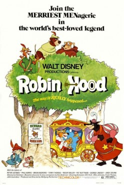 Film Review: Robin Hood (1973)