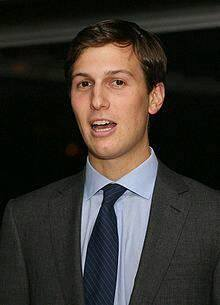 Jared Kurshner:  Trump's son in law