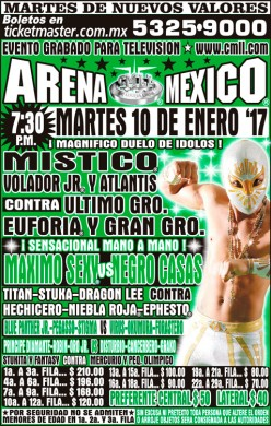 CMLL Tuesday Preview: The Negro Casas Birthday Show!