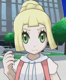 There is nothing I would not do for this girl now that Game Freak has learned how to do character development.