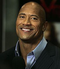 Dwayne Johnson - a top paid actor for 2016