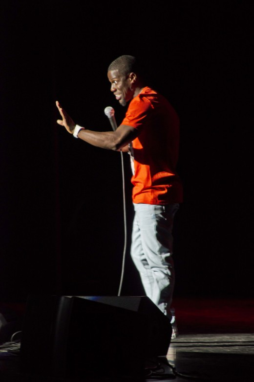 Kevin Hart - Actor and Stand-Up Comedian