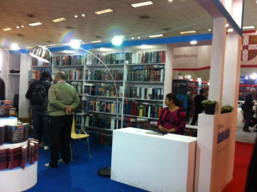 Science, Arts, Fiction, Non-fiction, Literature, Philosophy--you name it , they have it at the World Book fair2017, New Delhi