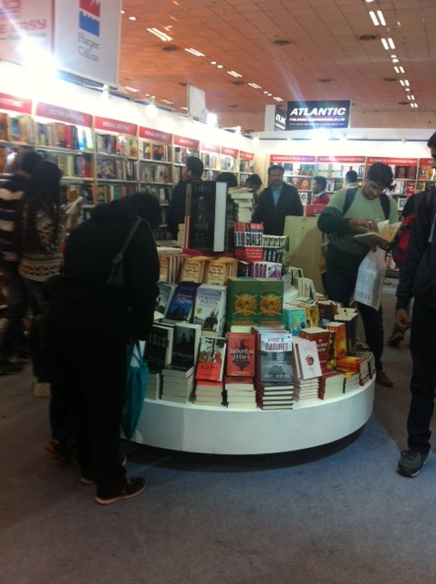 Huge turnout of Book lovers at the World Book Fair 2017, New Delhi