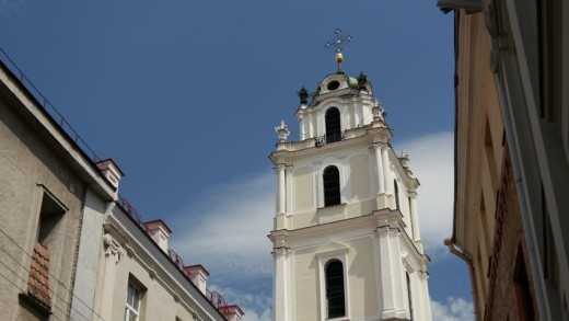 Bell Tower of St. John's Church