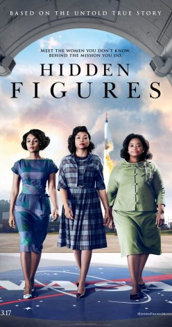 Hidden Figures Film Review