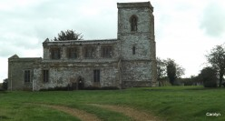 A Short Walk In Northamptonshire, Fawsley Church
