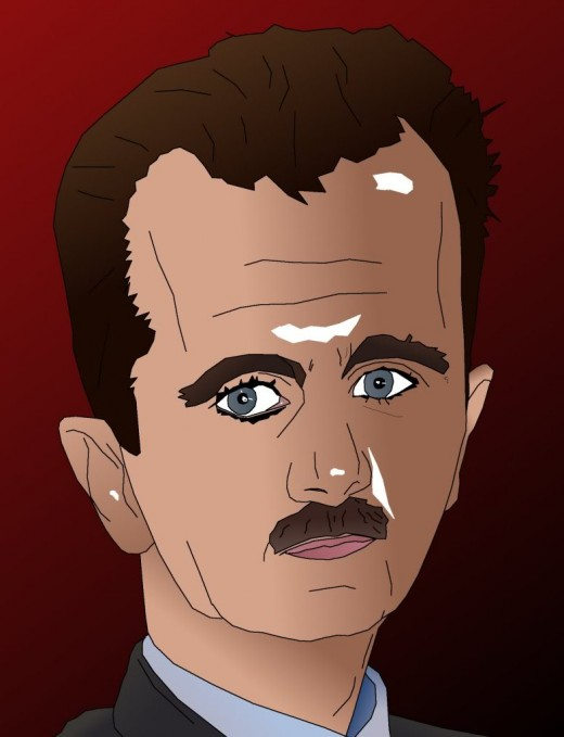 Bashar Assad of Syria