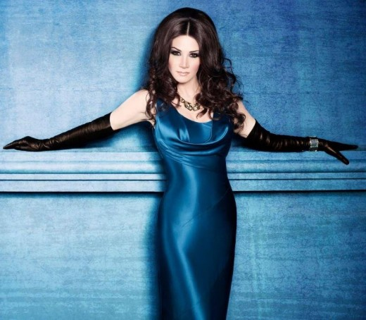 Diana Haddad - Beautiful Women