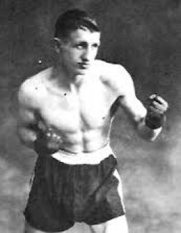 Jackie Patterson was the flyweight champion of the world and he was also a top rated Bantamweight as well.