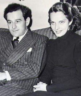 Wyler and Margaret Tallichet