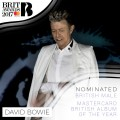 Bowie in the running for awards