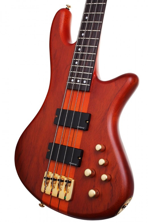 Schecter is one of the best bass guitar brands out there, thanks in part to their Stiletto Series.