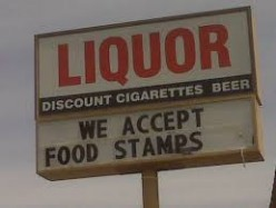Government Reports $2.6 Billion Loss in Food Stamp Fraud
