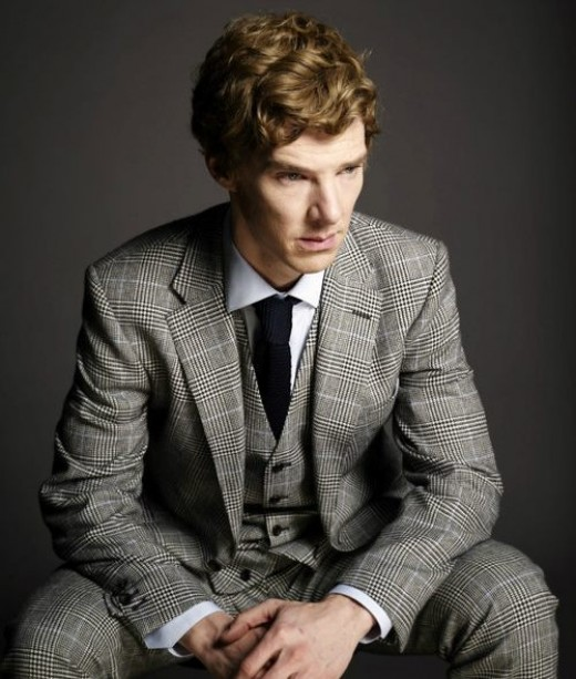 Sherlock's Benedict Cumberbatch