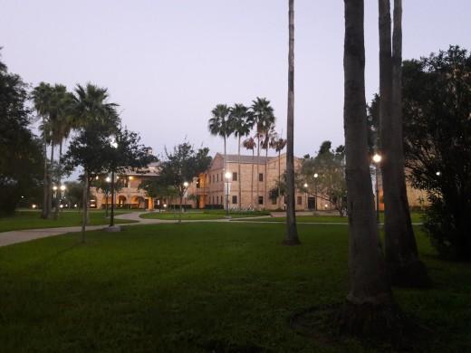 UT RGV Campus