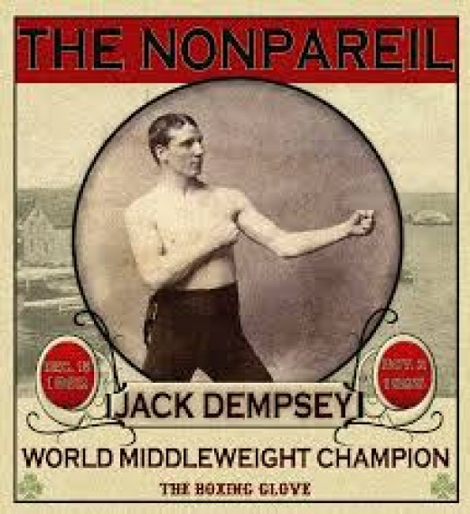 Middleweight legend Nonpareil Jack Dempsey was inducted into the International Boxing Hall of Fame in 1992.