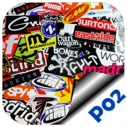 These Companies Will Send You Free Stickers [#02]