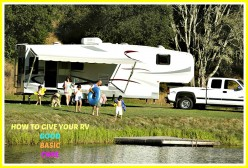 Everything You Need to Know About Good, Basic RV Care