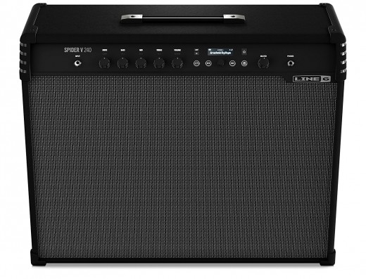 Line 6 amplifiers are known for a huge array of features.
