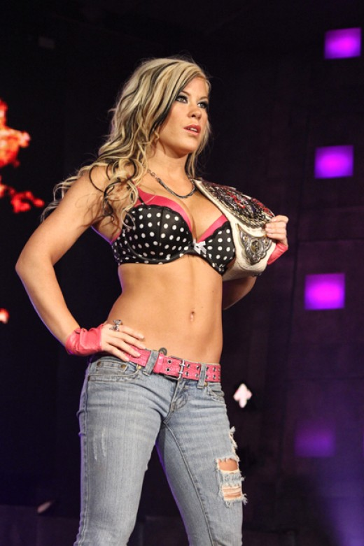 Madison Rayne - Female Wrestling