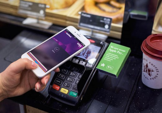 Apple Pay is safer than swiping your debit card and arguably more convenient. Expect to see this technology and competitors expand significantly over the course of the year