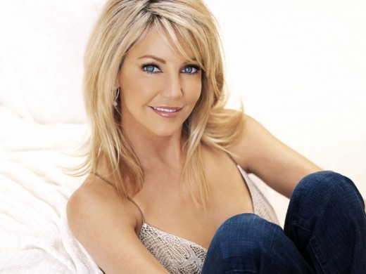 Heather Locklear - Beautiful Women