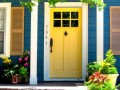 Feng Shui And Your Front Door