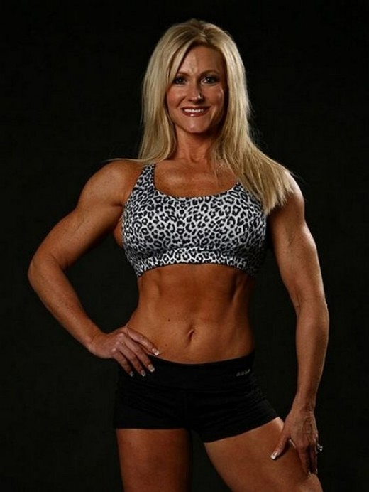 Tina White - Female Fitness