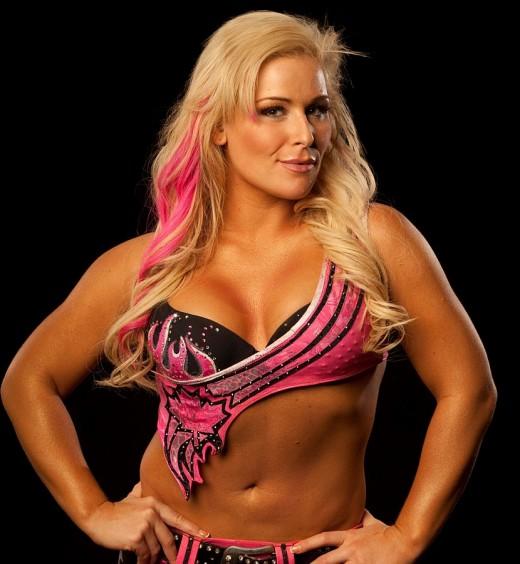 Natalya - WWE Divas