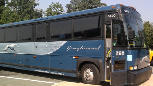 Your first time on Greyhound can be a great experience!