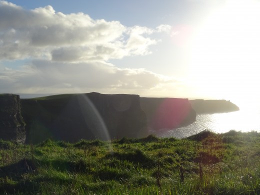 You can take a one day tour to Cliffs of Moher from Galway.