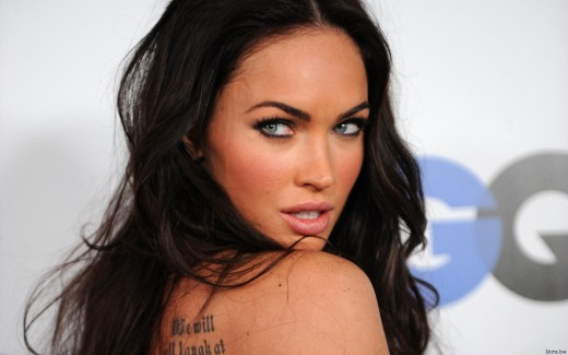 Megan Fox - Beautiful Women
