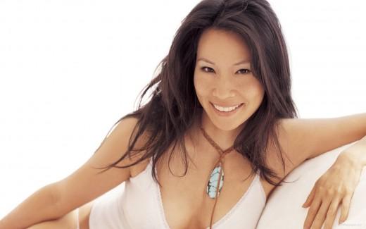 Lucy Liu - Beautiful Women