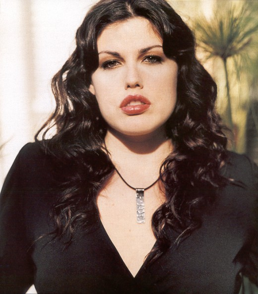 Mia Tyler - Beautiful Plus Size Women Models