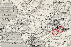 The Battle of Athens, Dec. 1916