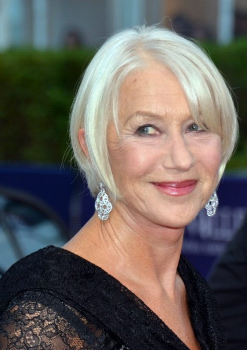 Helen Mirren in 2014