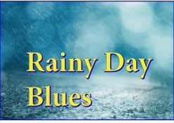 10 Rainy Day Blues Songs