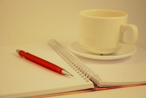 You will need at a minimum a pen or pencil and notepad to begin the writing process.