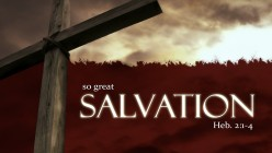 The Prayer for Salvation