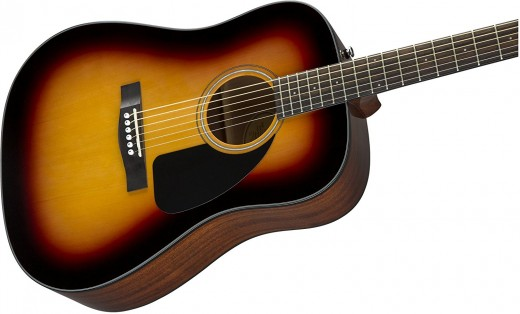 The Fender CD-60 is one of the best acoustic guitars you'll find for under $300.