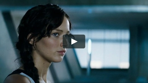 The Hunger Games: Catching Fire - starring Jennifer Lawrence