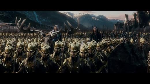 The Hobbit: The Battle of the Five Armies - starring Ian McKellen