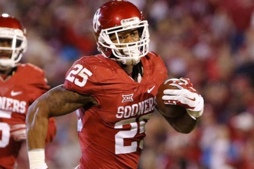 Joe Mixon, RB, Oklahoma