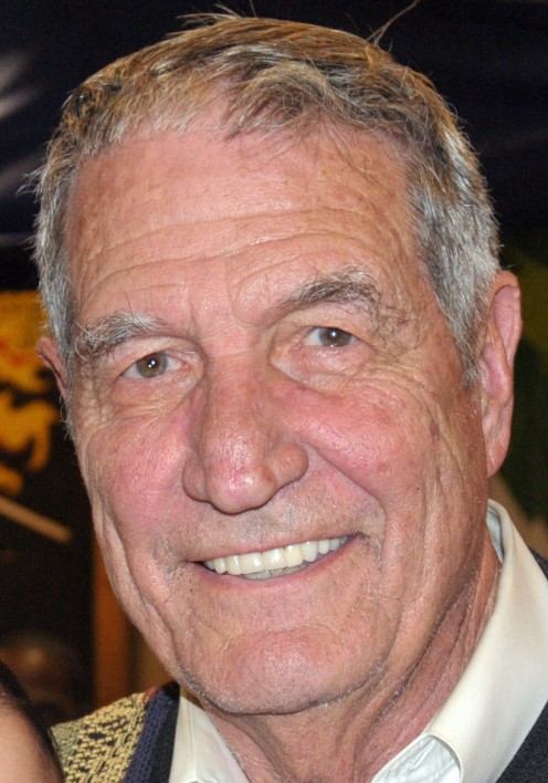 Then-Alabama head coach, Gene Stallings