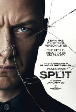 Movie Review: Split
